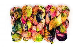 Baah Yarn August 2019 Hand Dyed Yarn