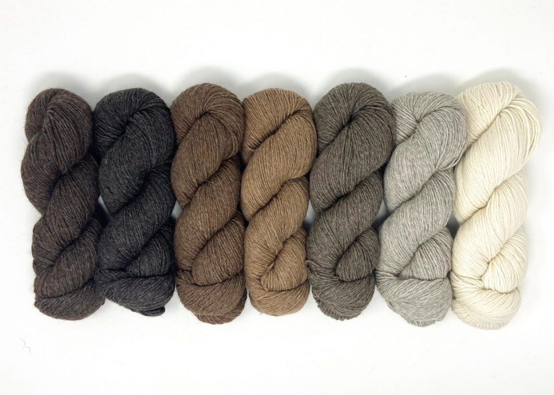 Eco Alpaca and Wool