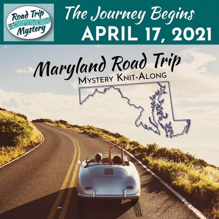 Maryland Road Trip Mystery Knit Along Kits